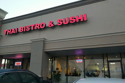 Thai Bistro and Sushi Location