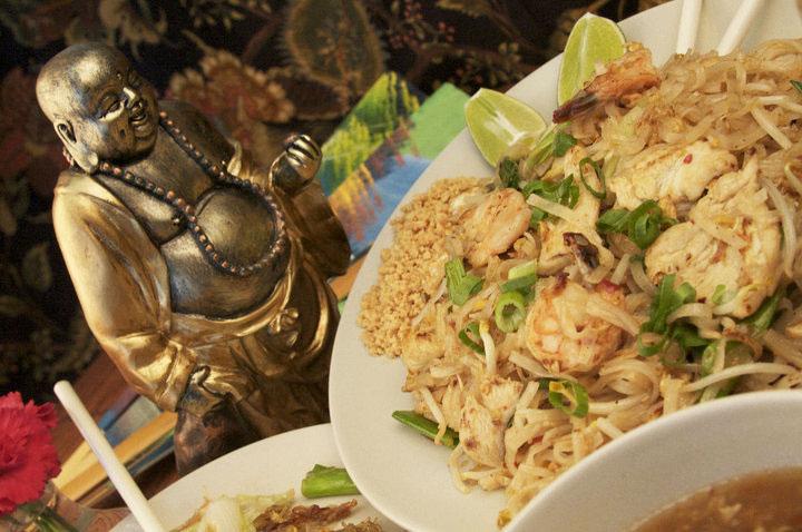 Thai Cuisine Menu